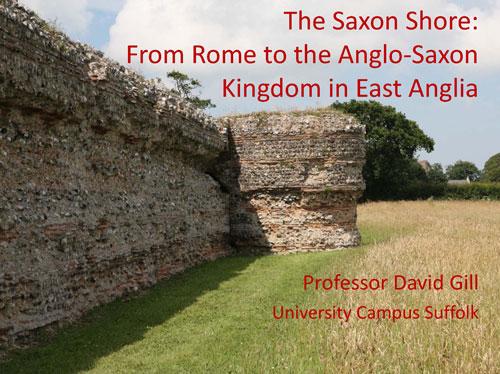 Saxon Shore lecture (2014)