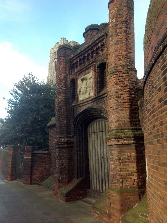 Wolsey's Gate, Ipswich