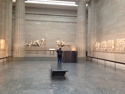 The Duveen Gallery at the British Museum