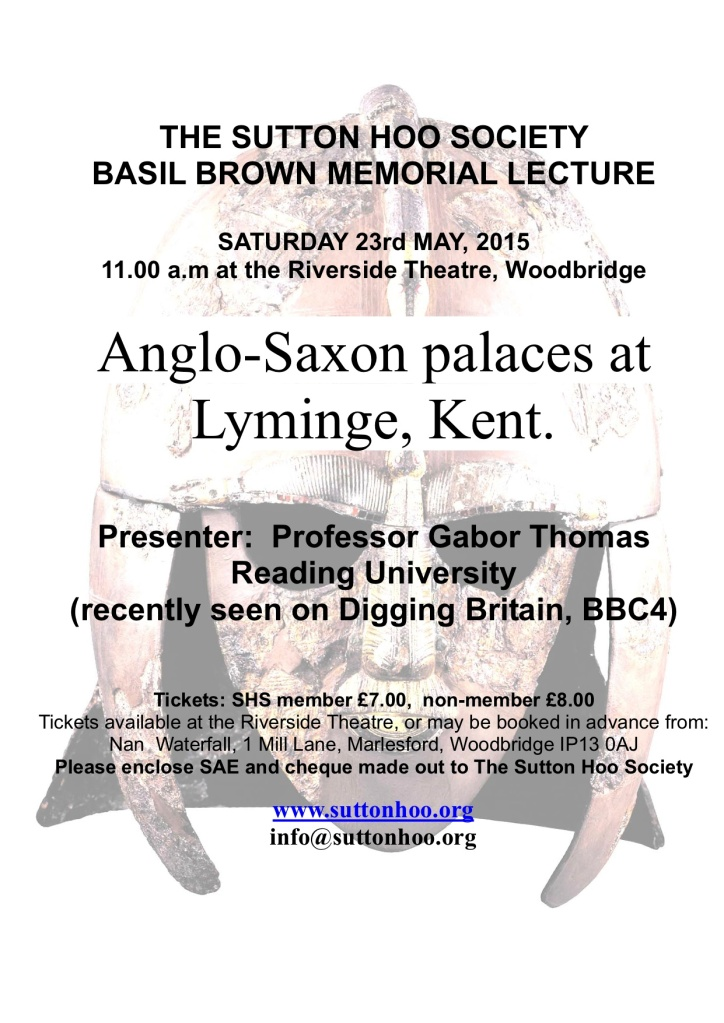 Basil Brown Memorial Lecture 2015
