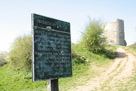 Hadleigh Castle (2015)