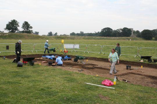 Caistor excavations